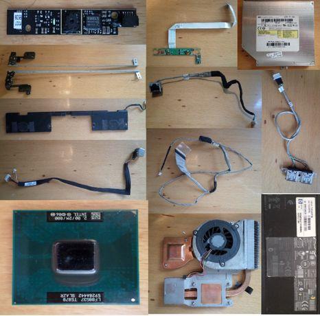 HP Probook 4510s, 4515s, 6515s, 4710s разборка