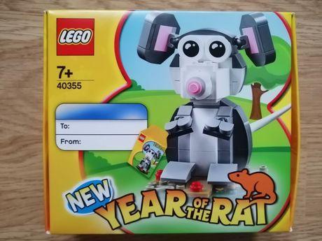 Lego Okolicznościowe 40355 Rok szczura