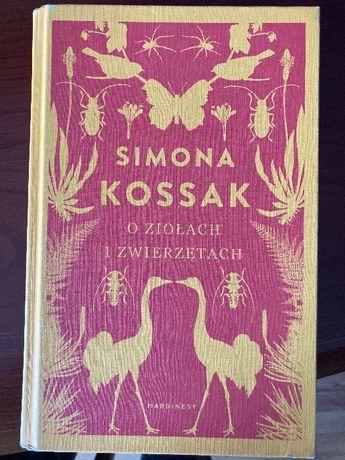 """Simona Kossak, """"O ziołach i zwierzętach"""""""