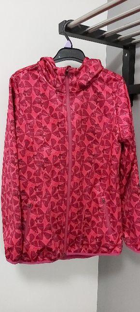 Kurtka, bluza dla dziewczynki.