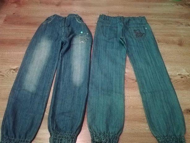 Zestaw spodni 128,134 dla bliźniaczek