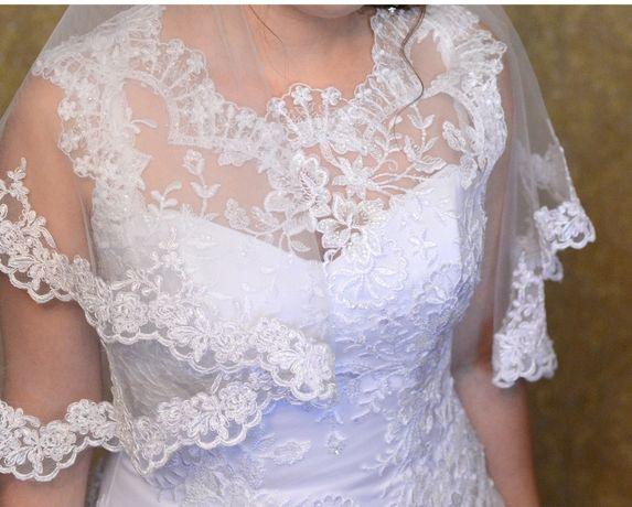 продам свадебное платье \ весільну сукню