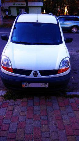 Renault Kangoo пасс. 2006г
