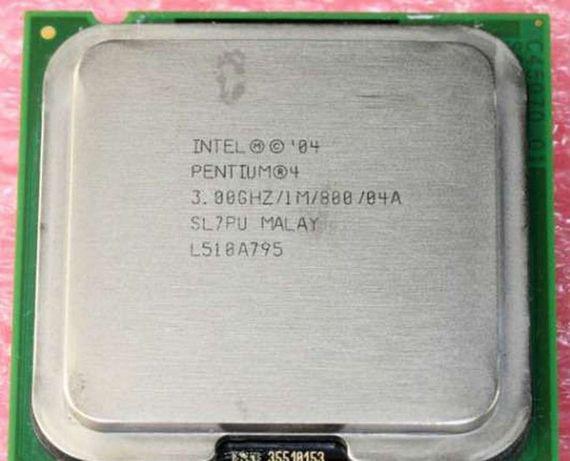 Процессор Intel pentium 4 3,0 ghz