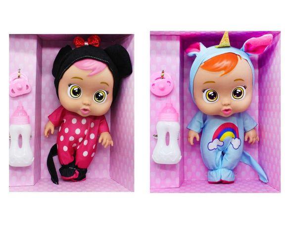 Кукла плакса Cry Babies единорог или Микки