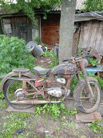 Продам мотоцикл Минск