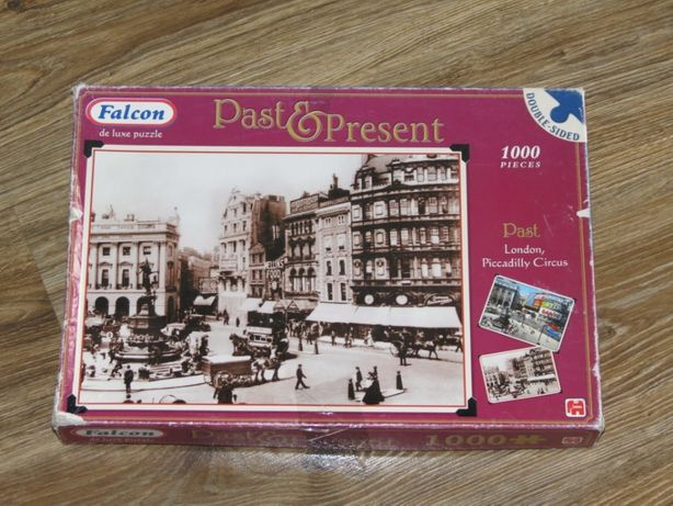 "Puzzle 1000 Falcon (Jumbo) ""London, Piccadilly Circus"""