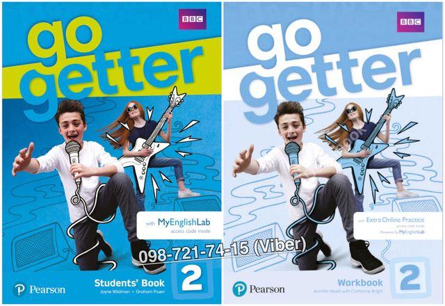 Go Getter 2. Student's Book + Workbook (+CD)
