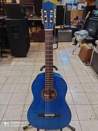 Stagg SCL50 BLUE - gitara klasyczna 4/4 - sklep GRAM Koszalin