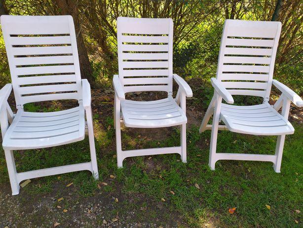 Krzesła składane