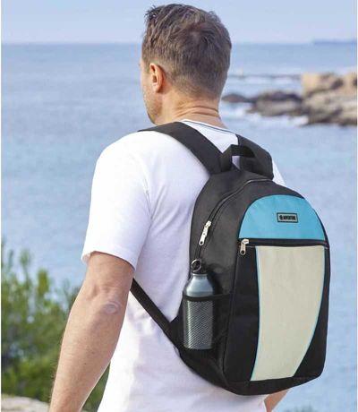 Plecak turystyczny nowy na podróże z izotermicznym wnętrzem