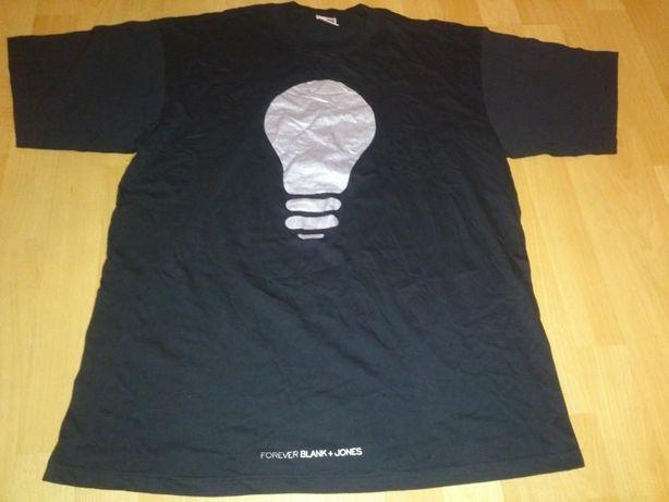 t-shirt koszulka torba stickery blank & jones nowe trance