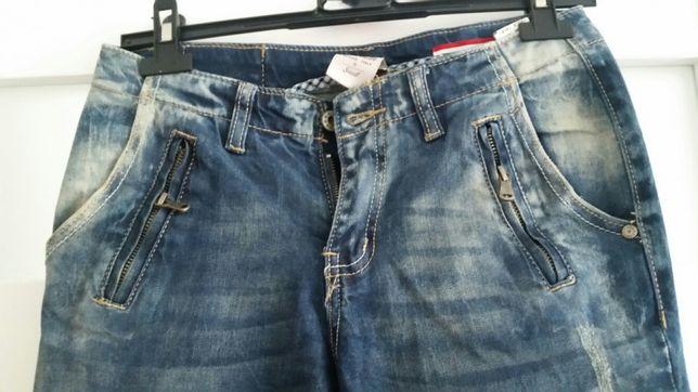 Spodnie Denim S Italy