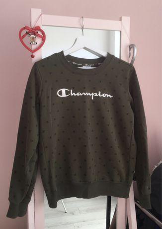 Ocieplana bluza CHAMPION khaki 38 36
