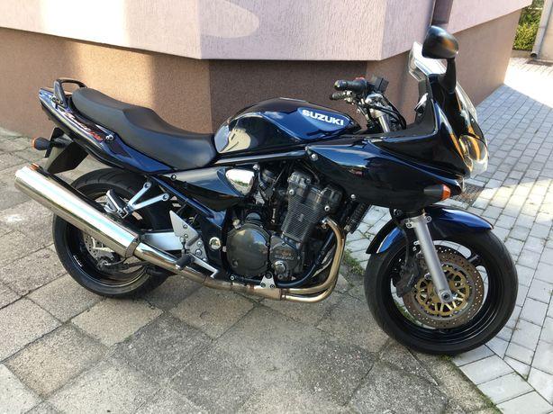 Suzuki Bandit 1200 rej PL, nowy naped