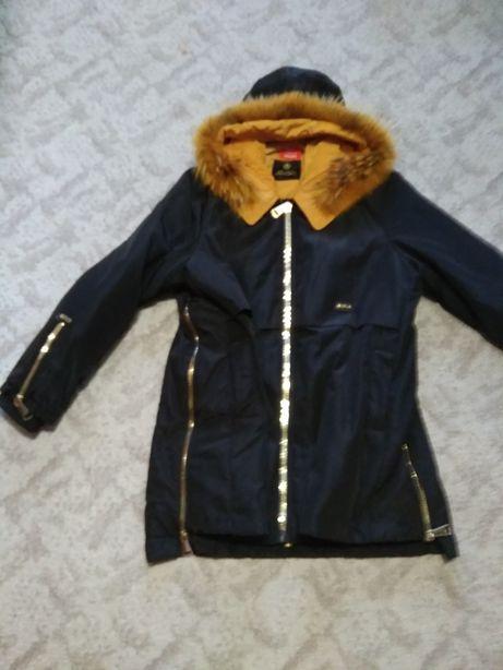 Куртка Парка 56- 58-60 р Турция