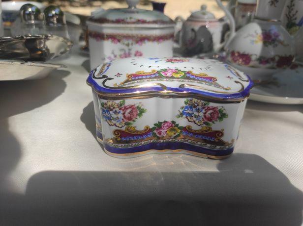 Caixa de Porcelana Limoges