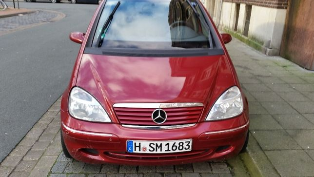 Mercedes benz a class w168,Мерседес А класс, а160 а140 а170 а190 а210