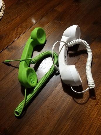 auscultador para ligar ao telemovel, como novo, já só tenho o verde!