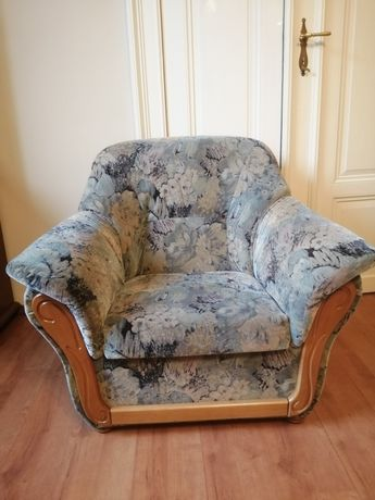 Fotel.