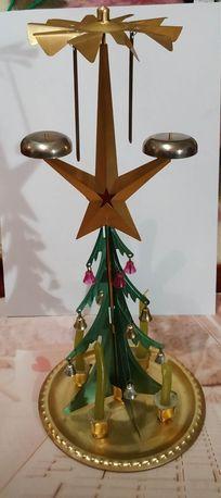 Сувенирная новогодняя ёлочка ёлка