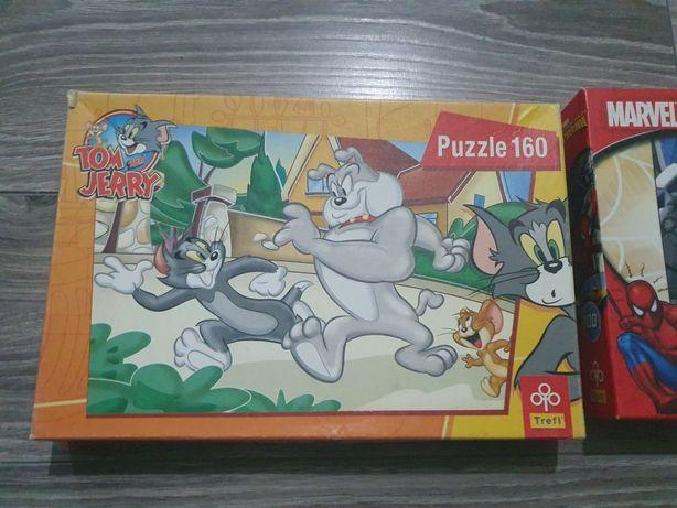 Puzzle Tom & Jerry