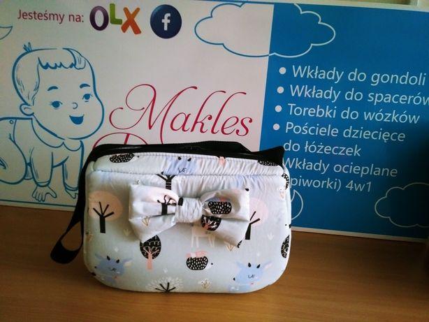 Torebka organizer do wózka Makles design