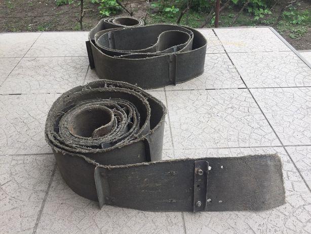 Комплект лент транспортера жатки ЖВП-4,9