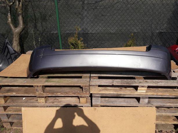 Zderzak tylny srebrny Renault Scenic Lift