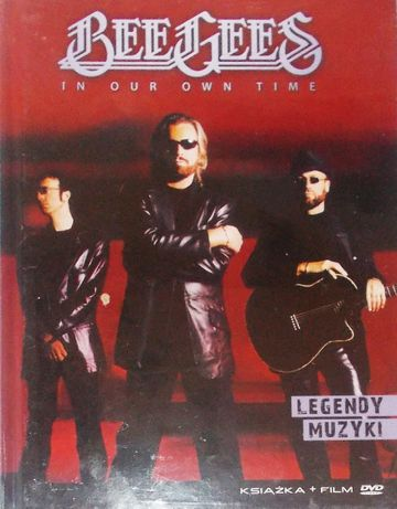 Bee Gees In Our Own Time DVD z książką