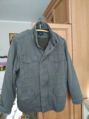 Куртка зимова (зимняя) мілітарі (армейский стиль ) Некст/NEXT