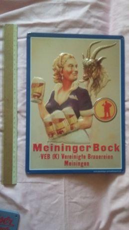 Таблички реклама декор кафе бар металл