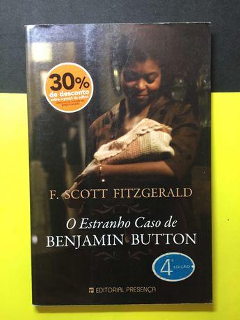 F. Scott Fitzgerald - O estranho caso de Benjamin Button