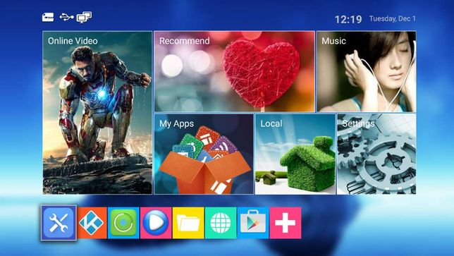 Tv Andoid Beelink Mini MX 1.0 TV Box Android 5.1 Amlogic S905 Quad-cor