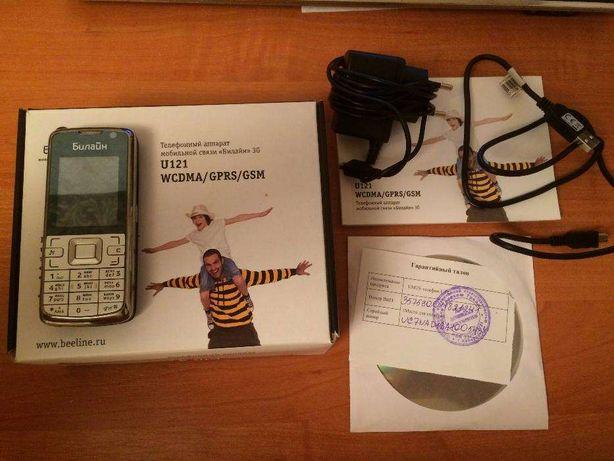 """Сотовый телефон Huawei U121 (под маркой """"Билайн"""")"""