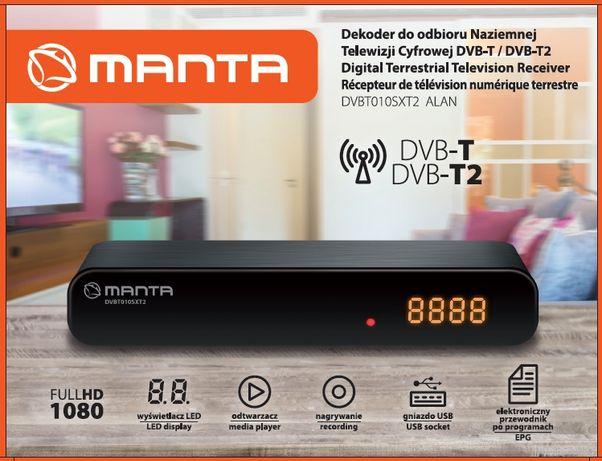 Dekoder DVBT Manta