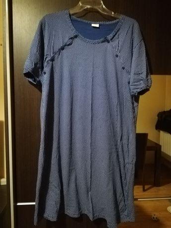 Koszula nocna dla kobiety karmiącej.
