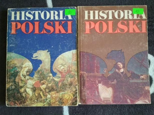 Historia Polski oraz Dziejów Polski blaski i cienie