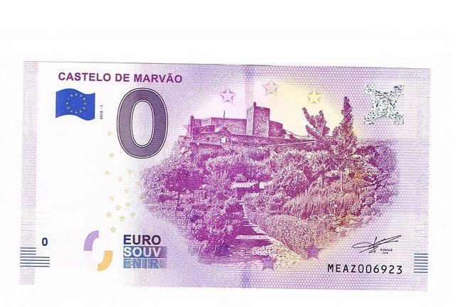 0 Euro -Castelo de Marvao - 2018-1
