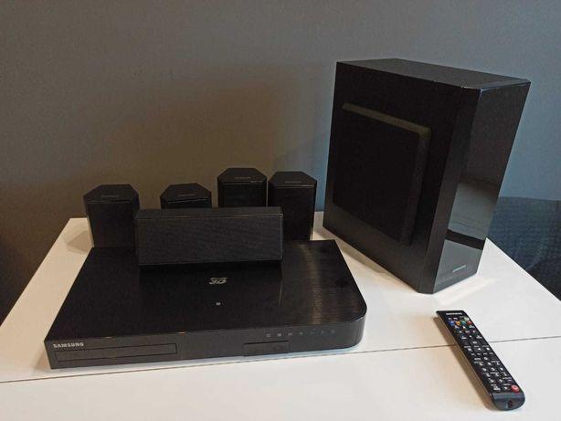 Zestaw kina domowego z Blu-ray Samsung HT-H5500.