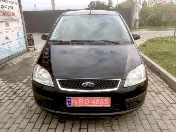 Ford Cmax 1.6 бензин