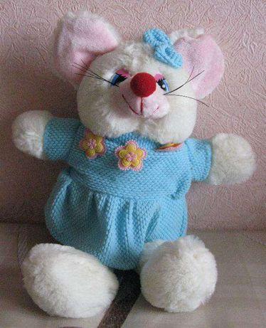 Мышка. Мягкая игрушка