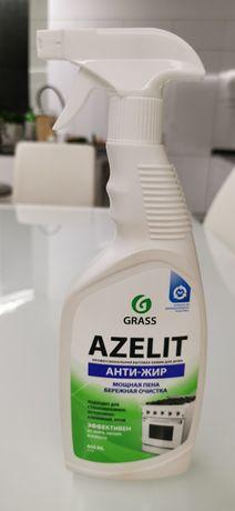 Средство для удаления жира нагара копоти Azelit Азелит 600  ml спрей