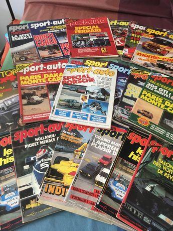 Revistas Sport-Auto