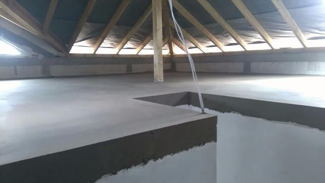 Posadzki maszynowe, wylewki betonowe MIXOKRET