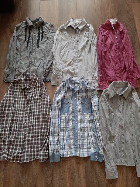 Женская рубашка  44 размер