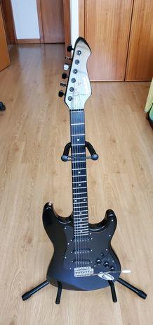 Guitarra elétrica HOHNER ROCKWOOD LX 100G