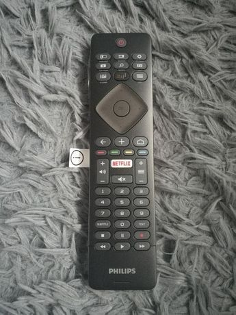 Pilot Philips Smart TV Netflix qwerty pilot uniwersalny do philipsa