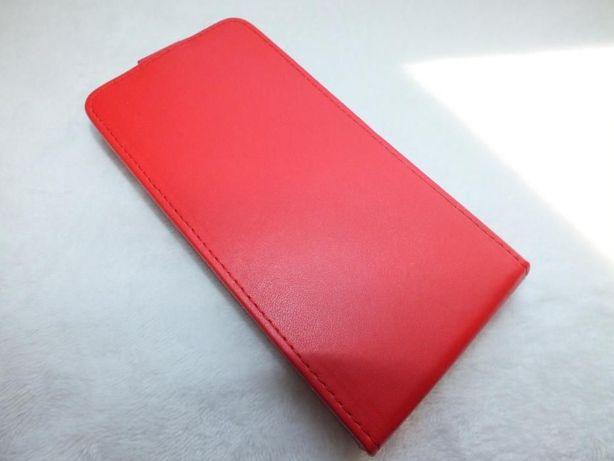 Czerwony Futerał Pokrowiec Sony Xperia M4 i inne modele Sony