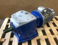 motoreduktor / przekładnia 5,5kW 24obr.